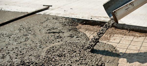 Литая бетонная смесь это шлиф бетона