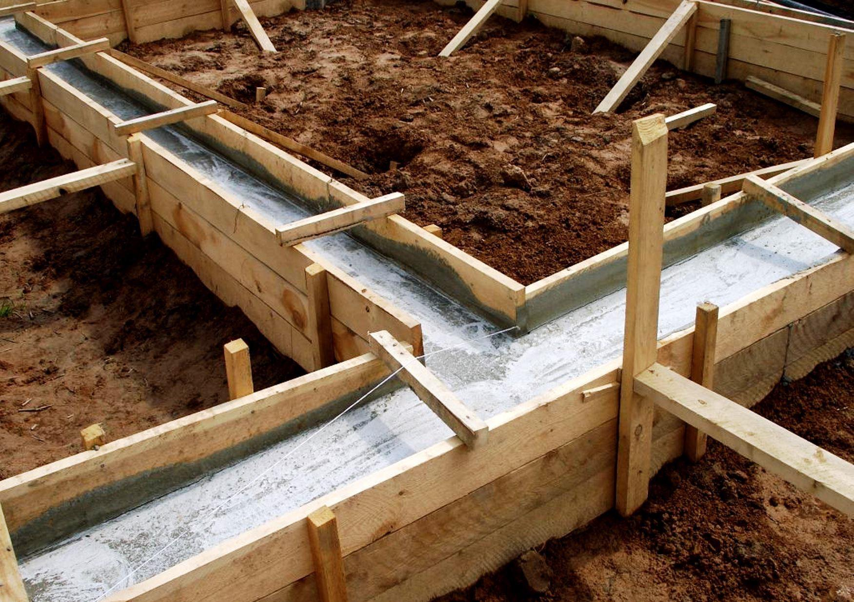 Для постройки фундамента важно покупать бетон у производителя